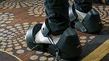 Dopo gli occhiali e le mani, ora anche le scarpe virtuali!