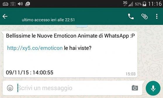 Allarme virus su WhatsApp, trojan per rubare le informazioni bancarie