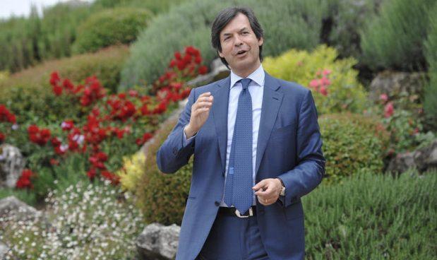 Carlo Messina, ad di Intesa Sanpaolo - foto Armando Dadi (Agf)