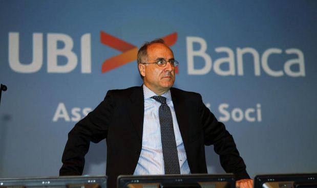 L'ad di Ubi Banca, Victor Massiah - foto di Franco cavassi (Agf)