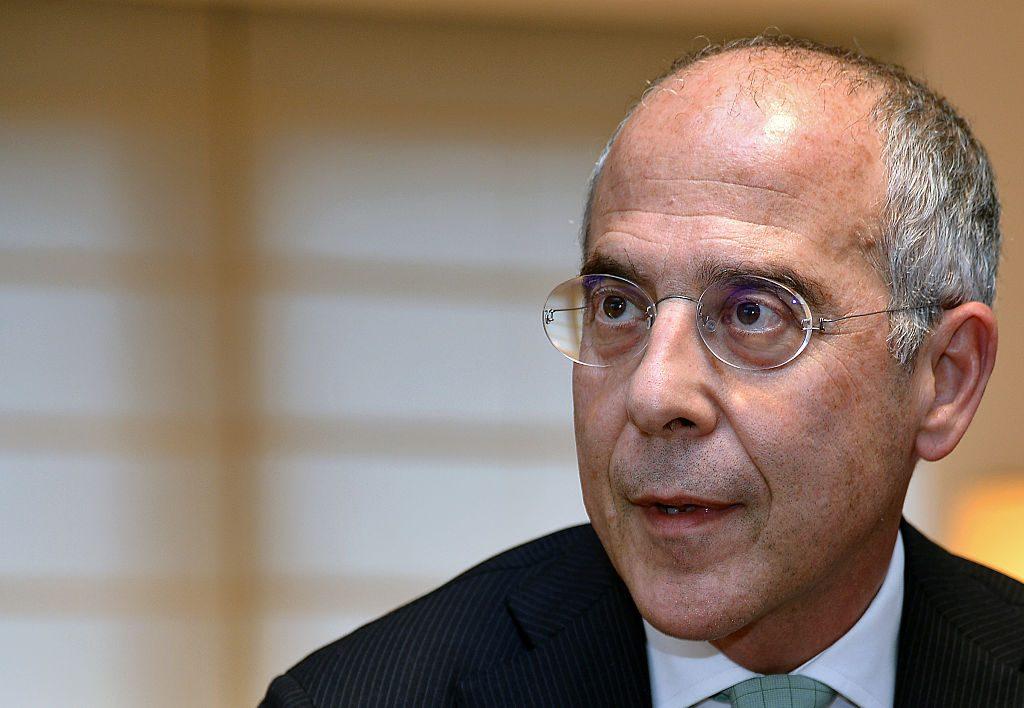 Francesco Starace, amministratore delegato e direttore generale di Enel. Filippo Monteforte/AFP/Getty Images