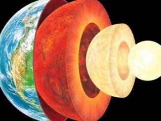 Una ricerca giapponese identifica l'elemento che, insieme a ferro e nichel, costituisce il cuore del pianeta.