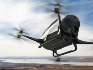 Drone taxi porta in volo i passeggeri a 100 km/h