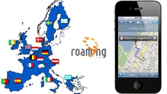 Abbattimento costi telefonate nella UE, fine dei costi di roaming