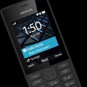 L'anti-smartphone lanciato dalla Nokia
