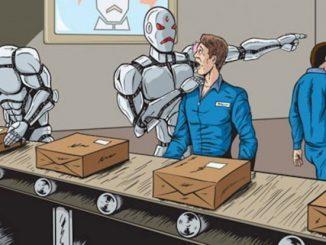 Tassando i Robot potremmo avere un reddito universale