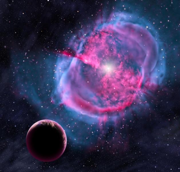 KEPLER 438B (ESI=0.88). Scoperto nel 2015 attorno a una nana rossa a 470 anni luce da noi, Kepler 438b (qui in una raffigurazione artistica) è l'esopianeta con l'ESI più alto. Ha un diametro del 12% più esteso di quello terrestre e si trova nella zona abitabile della sua stella, dove completa un'orbita ogni 35 giorni. Probabilmente roccioso, ha una temperatura compresa tra gli 0 e i 60 °C. Praticamente perfetto, se si esclude che la stella - è scoperta recente - gli riserva periodici flussi di radiazioni, che potrebbero renderlo completamente inabitabile (un parametro che l'ESI non prende in considerazione).| DAVID A. AGUILAR (CFA)