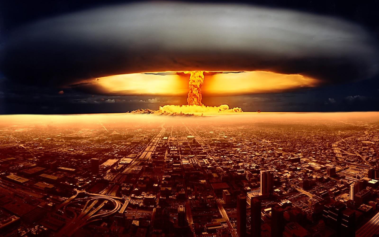 Sempre più vicini all'Apocalisse Atomica. Le armi nucleari nel Mondo.
