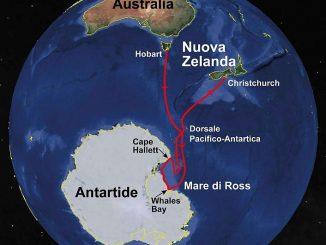 La missione dell'Ogs Explora in Antartide