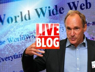 Tim Berners Lee , fondatore del web