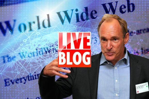Tim Berners Lee , fondatore del web