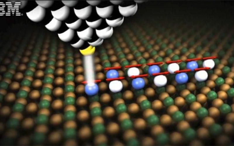 Nanotecnologie di memorizzazione dati IBM