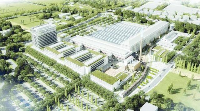 Il nuovo centro meteo Europeo a Bologna