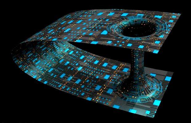 Ipotizzabili viaggi nello spazio-tempo grazie al nano-modello di tunnel in grafene