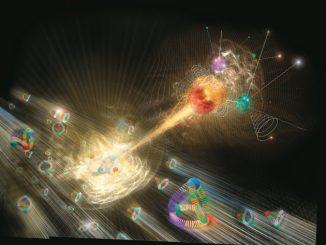 In un esperimento LHCb si sono rilevate discrepanze rispetto al Modello Standard della fisica