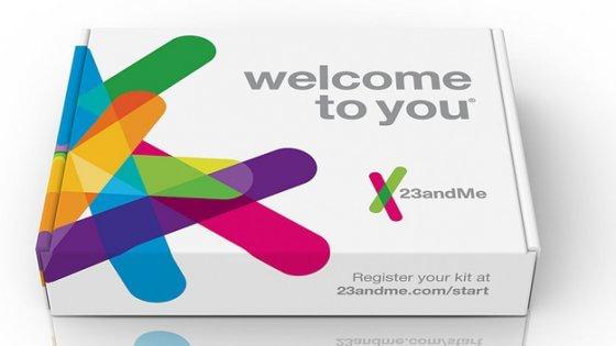 """Il test """"Personal Genome Service Genetic Health Risk"""" permette di scoprire la propria predisposizione a 10 malattie genetiche (credits: 23andMe)"""