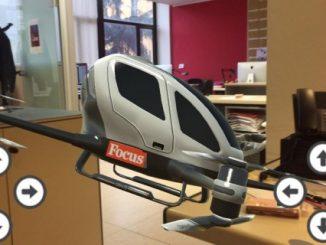 Non è un drone è Kitty Hawk la moto volante