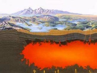 Sta salendo il lago di magma sotto i Campi Flegrei