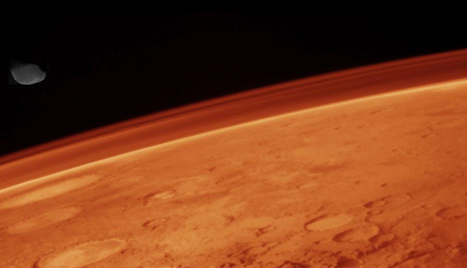 La Nasa andrà su Marte nel 2033
