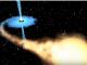 La disintegrazione di una stella nel campo Chandra Deep Field South