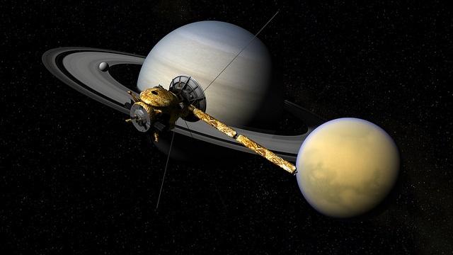 Esiste la vita in fondo all'oceano di una luna di Saturno