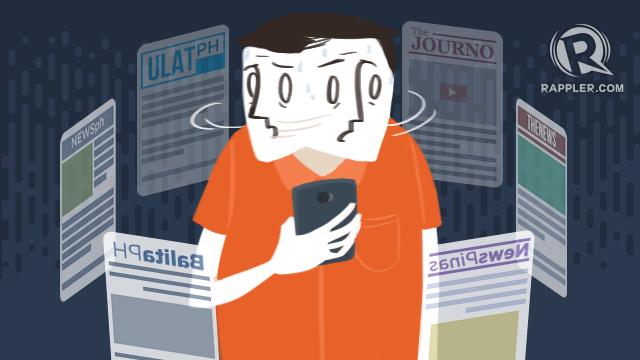 Viene punito chi diffonde e crea notizie false su internet