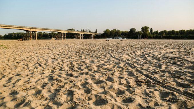 Il riscaldamento globale provoca la siccità al Po?