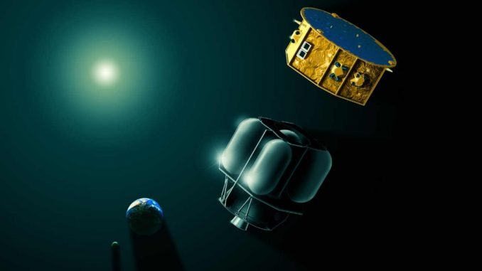 L'Esa mappa la distribuzione di polveri di asteroidi con Lisa Pathfinder