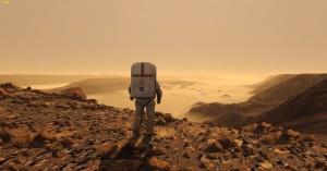 È anche possibile che la prima missione umana verso Marte non preveda di scendere sul pianeta. | NASA