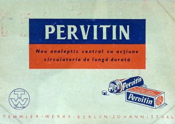 Il Pervitin, usato dai soldati nazisti. | FRANK EGGEN, FLICKR