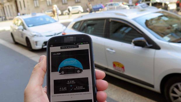 Semaforo rosso per Uber in Italia