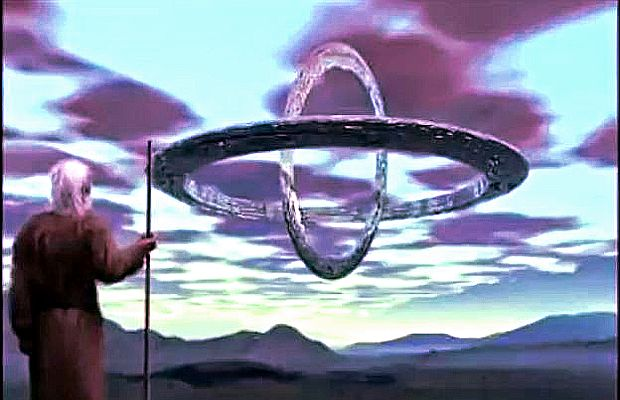 Gli Ufo sulla Terra già da Diecimila anni?