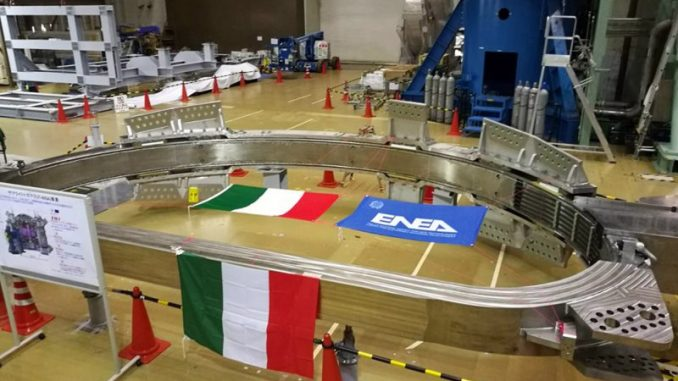 Tecnologia Italiana per la Fusione Nucleare a scopi energetici
