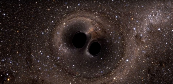 CXO J101527.2+625911 sembra essere il risultato della fusione di due buchi neri, di due galassie che si scontrarono circa 4 miliardi di anni fa. | NASA