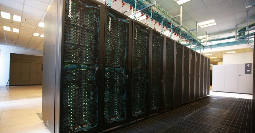 Il nuovo super-cervellone Marconi del Cineca: elabora 20 milioni di miliardi di operazioni al secondo
