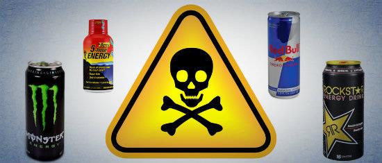 Gli energy drink possono provocare aritmie e collassi cardiaci