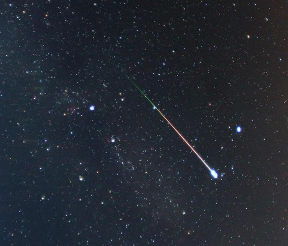 In arrivo una pioggia di meteore con la cometa di Halley