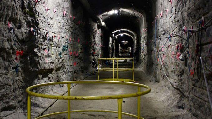 Il deposito sicuro per scorie radioattive finlandese