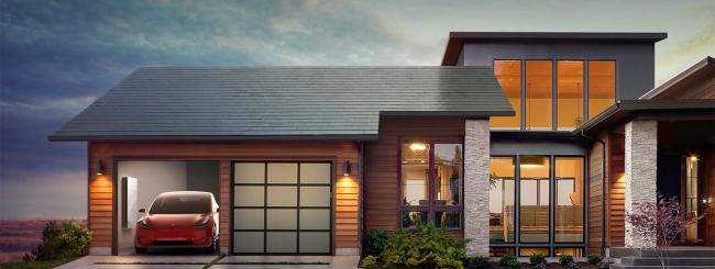 Vi saranno nuove Solar Citycon le tegole solari di Tesla?