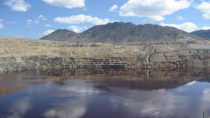 Nuovi antibiotici da una miniera in Montana