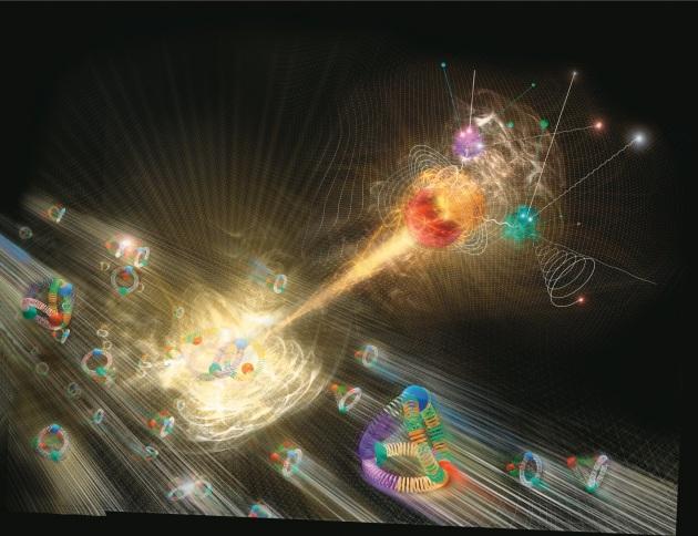 E' la fine del Modello Standard in fisica particellare?