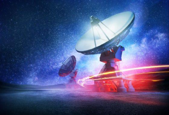 Catturati i primi lampi gamma dal cielo con il telescopio Astri
