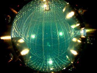 Il cacciatore di neutrini è partito dai Laboratori INFN del Gran Sasso con destinazione il CERN di Ginevra.