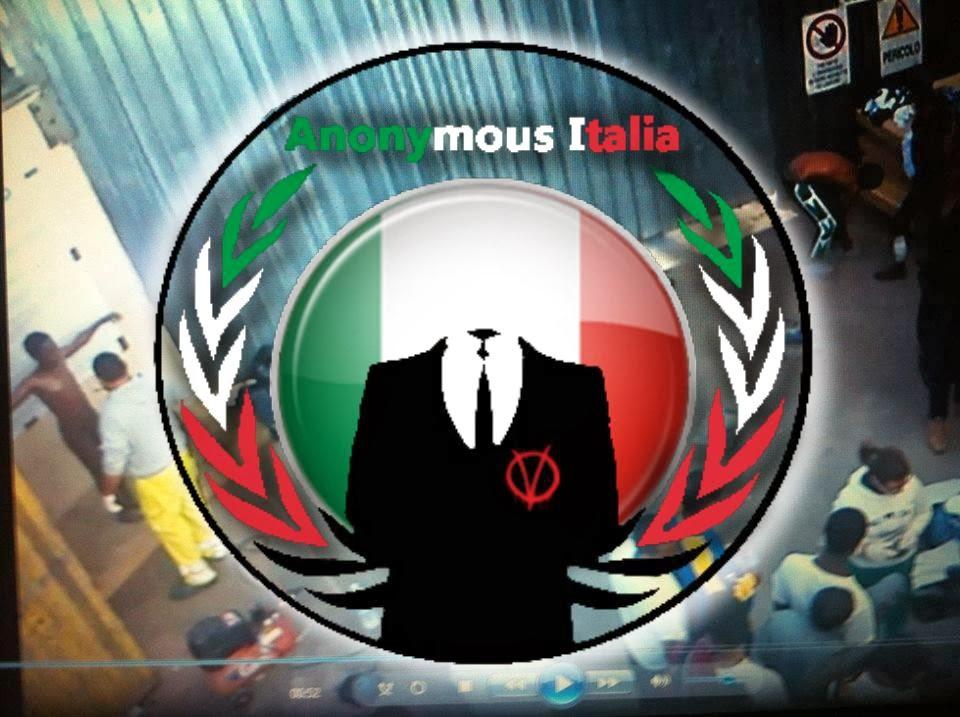 Anonymous hackera il sito web della Farnesina per protesta