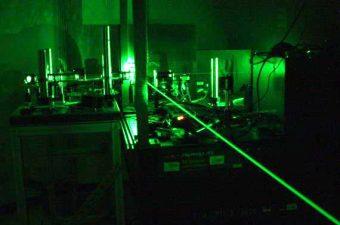 Interferometro. Crediti: UniPD