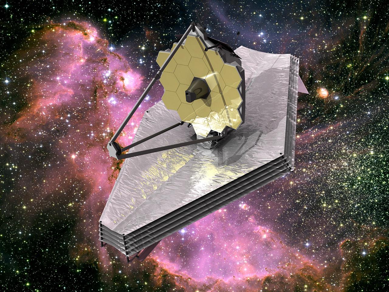Lo definiscono il successore di Hubble, il nuovo telescopio spaziale JWST