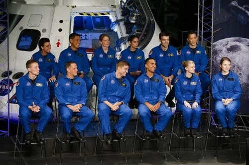 """La NASA ha """"assunto"""" 12 nuovi astronauti"""