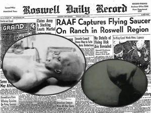 L'alieno di Roswell