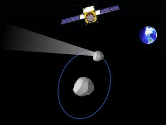Esperimento per spostare asteroidi in rotta di collisione con la Terra