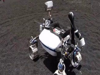 Alleniamo sull'Etna i rover per le missioni spaziali